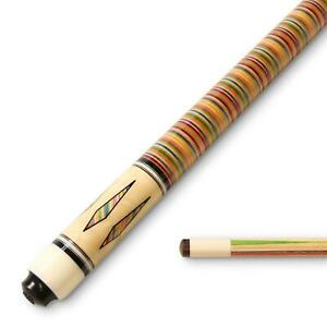 McDermott Limited Edition Chops American Pool Cue Laminated Wood Shaft 13mm Tip