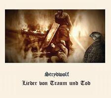 STRYDWOLF - Lieder von Traum und Tod PROMO CD Lim100 2013 Death in June Forseti