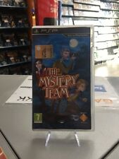 The Mistery Team Psp USATO GARANTITO