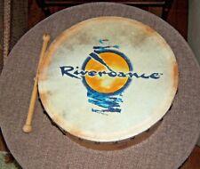 Riverdance Irish Bodhran Drum with Meini Bodran Tipper