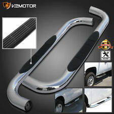 99-18 Silverado 1500 2500 Reg Cab GMC Sierra 2500HD 3500 S/S Side Step Nerf Bar