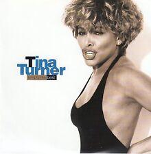 Tina Turner - Simply The Best [CD Album]