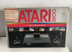 Atari 2600 (Solo Caja)