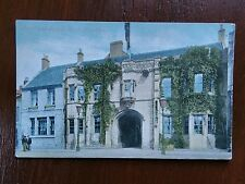 GRANTHAM ANGEL AND ROYAL HOTEL VALENTINE'S POSTCARD