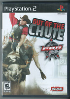 PBR Out of the Chute (Sony PlayStation 2, 2008) Complete w/ Manual. 🎄