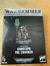 Kamoteph The Crooked Necron Cryptek GW Store Anniversary 2021 Model