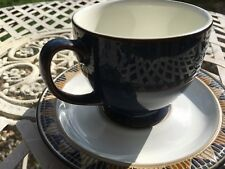 VINTAGE BOSTON SPA CUP AND SAUCER SET