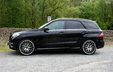 Concave BFP 10x22 Zoll Alufelgen Mercedes ML 164 166  5x112 ET40 + AMG 23 19 21