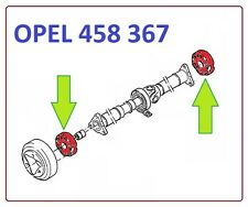 Hardyscheibe für Kardanwelle Gelenkscheibe OPEL OMEGA B Caravan  3.0 V6 , 2.5 V6