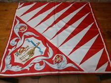 PALIO DI SIENA - Fazzoletto Contrada GIRAFFA 80 x 80 NUOVO - foulard scarf new!