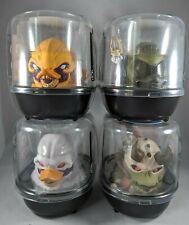 Doom Set of 4 Tubbz Cosplaying Duck Collectible Figure