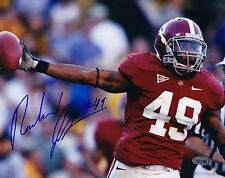 Rashad Johnson Signed Alabama Celebration 16x20 Photo Arizona Cardinals Steiner