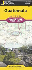 National Geographic Guatemala Map *IN STOCK IN MELBOURNE - NEW*