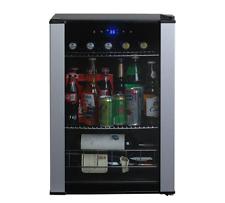 Wine Enthusiast Mini Fridge Refrigerator 4-Bottles or 90-Cans Beverage Cooler