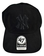 '47 Brand Mens MLB New York Yankees '47 MVP DP Strapback Dad Cap Hat New