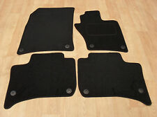 Porsche Cayenne (2010-on) Fully Tailored Car Mats Black