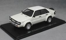 Neo Models Audi 90 Quattro Type 85 Treser Hunter in White 1986 47025 1/43 NEW