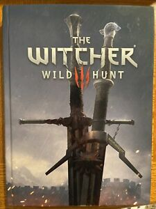 The Witcher 3 Wild Hunt Official Collector's Edition Strategy Guide Hardcover