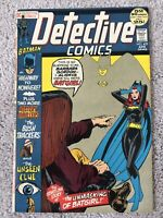 DETECTIVE COMICS #422 (1972). HIGHER GRADE BRONZE AGE BEAUTY!!!