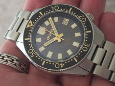 TACTICO ANKO CLUBOKIES 1000M DIVER AUTOMATIC, LIMITED EDITION, SAPPHIRE BEZEL