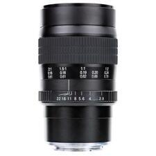 Dörr Macro Objektiv 60mm 1:2,8 Makro Aufnahmen bis Maßstab 2:1 für Sony E-Mount