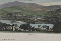 Collectable Old Post Card - Coniston