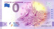 Ticket souvenir of the furnace piton-anniversary 2020-Ile de la réunion
