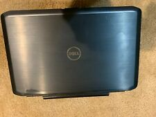 Dell Latitude E5530 Intel i5-3210M 8GB RAM 320GB HHD Win 10 Pro * *5HR Battery**