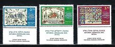 ISRAEL 1978 672/74 MUSEOS 3v.