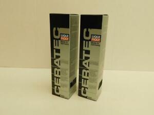 52,83€/l Liqui Moly Cera Tec 2 x 300 ml High Tech Keramik Öl Additiv Zusatz 3721