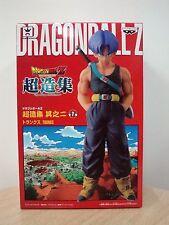 Banpresto DragonBall Z Trunks Statue The Figure Collection