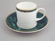 RARE WEDGWOOD CHORALE COFFEE CUP/CAN AND SAUCER.
