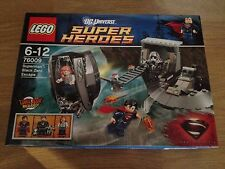 LEGO 76009 SUPERMAN NERO Zero fuggire BRAND NEW, FACTORY SEALED