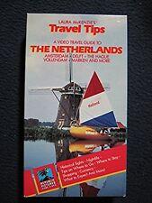 Laura Mckenzie's Travel Tips: Netherlands [VHS] [VHS Tape] [1998]