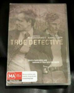 True Detective : Season 1 (DVD, 2014, 3-Disc Set) Brand New Sealed Region 4