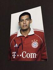 Julio Two Santos (FC Bayern Munich) Signed Photo 10x15