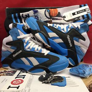 Reebok Shaq Attaq Token 38 Packers Sneakersnstuff Allstar Alamo V63450 Blue Chip