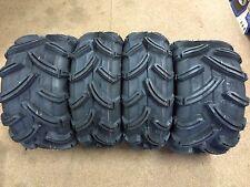 Maxxis M961 / M962 Mud Bug Tire Set Rear 6 Ply (FOUR TIRES) 27X10-12 27X12-12