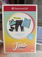 American Girl Joss Cheer Practice Outfit NIB