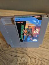 Metal Gear 2 Snake's Revenge NES Nintendo Entertainment System SOLID GAME