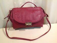Olivia + Joy New York Red Women's Handbag