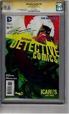 (B4) Detective Comics #32 CGC 9.6 Signature Series *Francis Manapul*