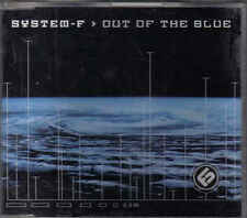 System F-Out Of The Blue cd maxi single 5 tracks (Ferry Corsten)