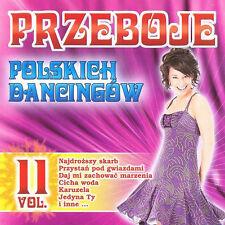 Przeboje polskich dancingow Vol. 11 (CD)  NEW