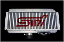 Sti intercooler Stencil, JDM, drift, Subaru, WRX, Impreza, facile Spray Bricolage