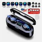 Wireless Earbuds for iPhone Samsung Android Bluetooth Earphone TWS Waterproof