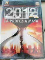 DVD film documentario 2012 LA PROFEZIA MAYA