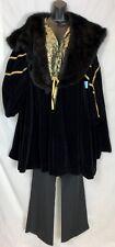 King medieval costume