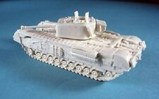 Milicast BB082DW 1/76 Resin WWII Churchill Mk.VII/VIII+Gun Options+DW Trunking