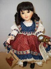 """Robin Woods The Children's Hour Doll 14"""" Vinyl Doll Made in Usa"""